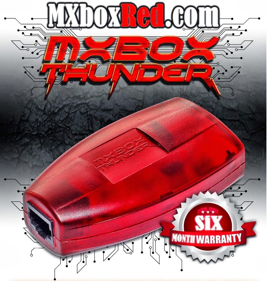 MX BOX FLASHER THUNDER MURAH