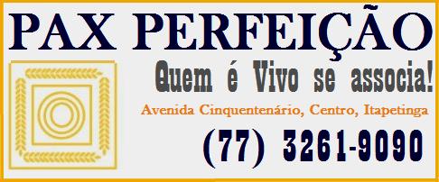 PAX PERFEIÇÃO