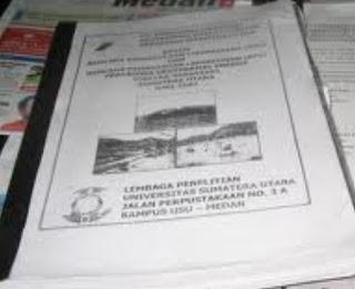 AMDAL : Dokumen AMDAL