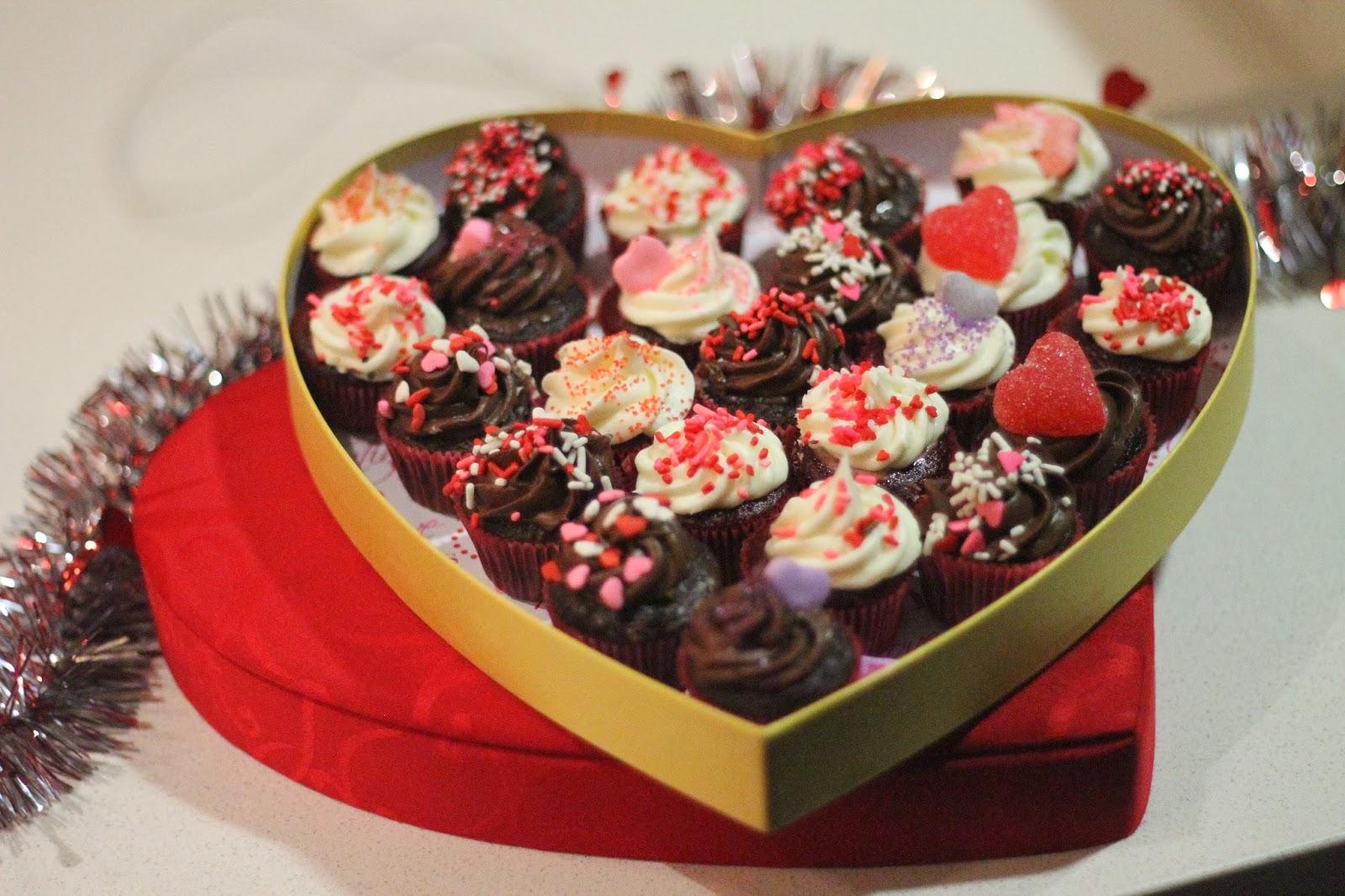 Box of Cupcakes