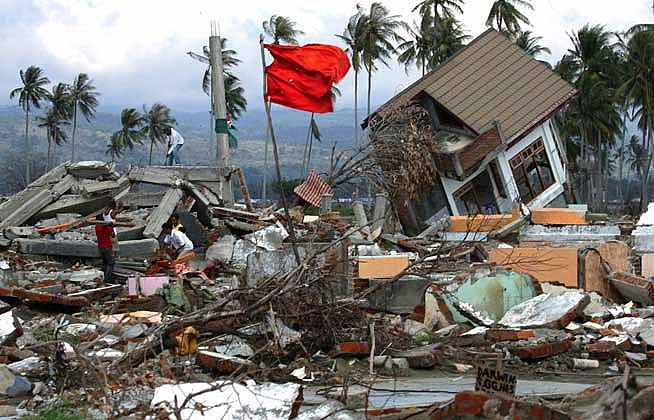 CNNcom - Tsunami deaths soar past 212,000 - Jan 19, 2005
