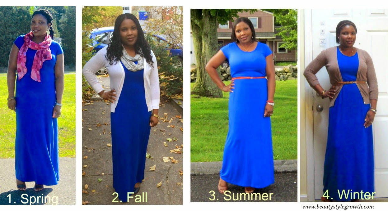 Gap Maxi, Blue Maxi, Maxi dress in the winter