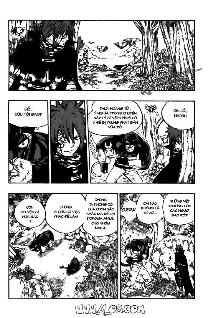 TruyenHay.Com - Ảnh 14 - Fairy Tail Chap 191