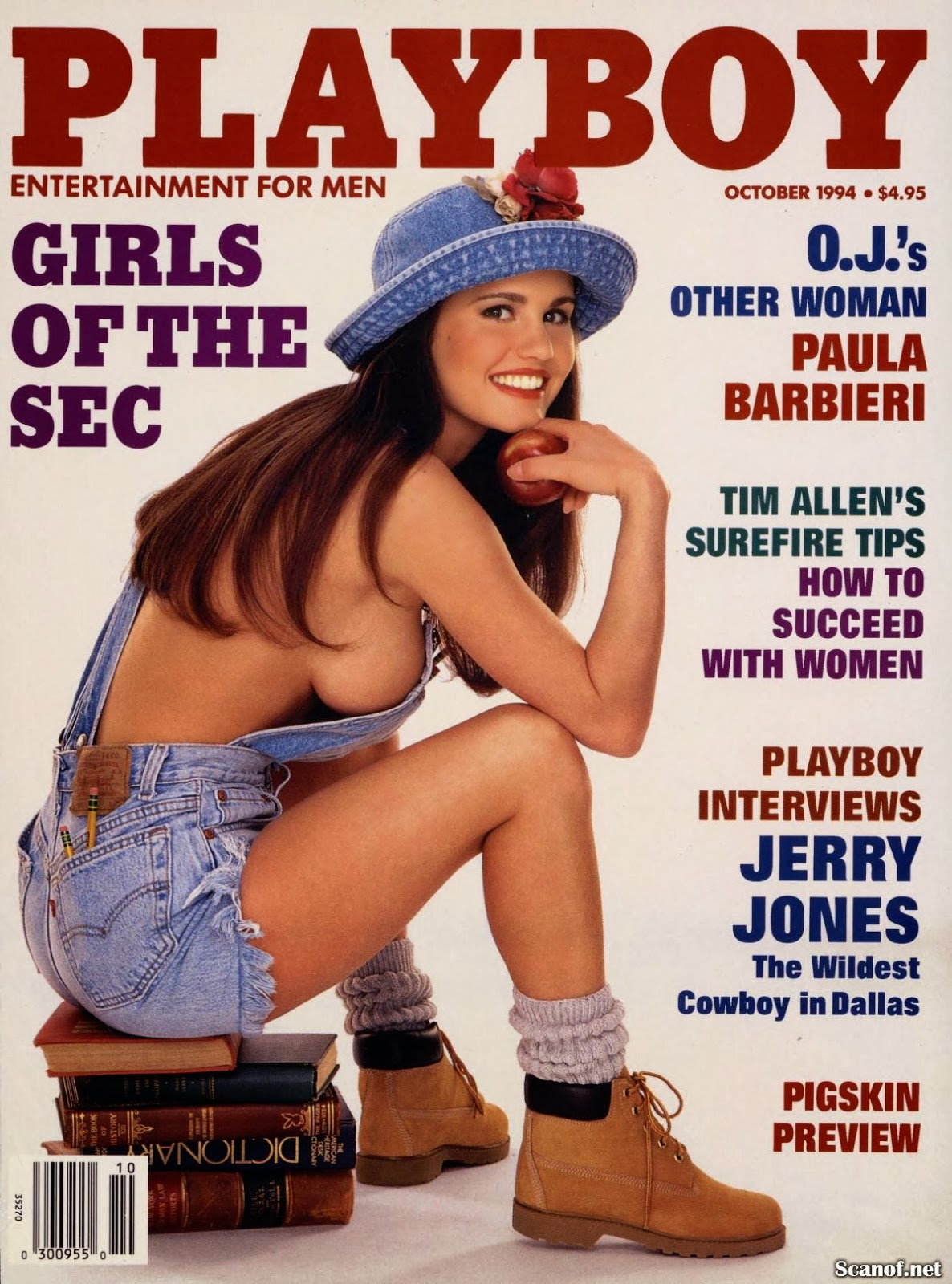 Girls Of The Sec Playboy Usa October 1994 - Hot Girls ...