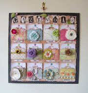 Featured Project at Prima's Blog - May 2011 Product Pick & Palette