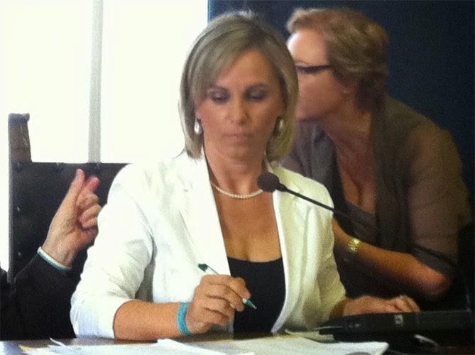 NOTA DEL PRESIDENTE CONSIGLIO COMUNALE DI MESSINA, EMILIA BARRILE