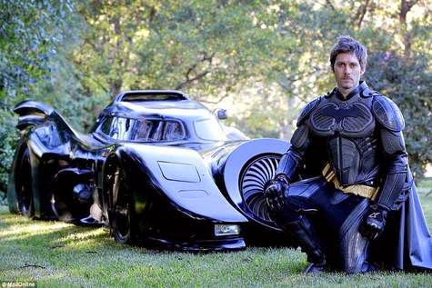 Street Legal Batmobile-the first in the world!