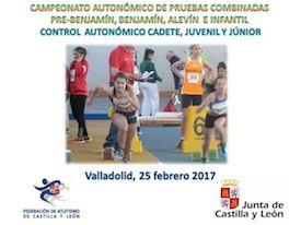 Dos atletas del Puente de Romanillos en el autonómico de pruebas combinadas