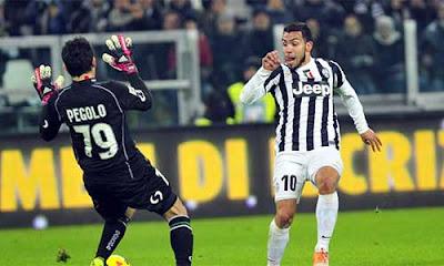 Xem lại đầy đủ trận Juventus vs Sassuolo