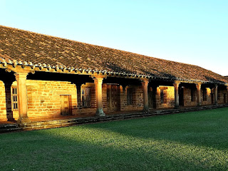 Redução de San Cosme y Damián, no Paraguai.