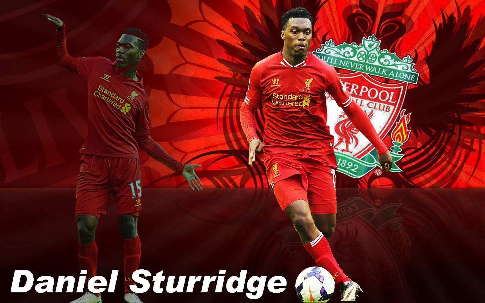 Daniel Sturridge Liverpool Wallpaper Player Football Wallpaper