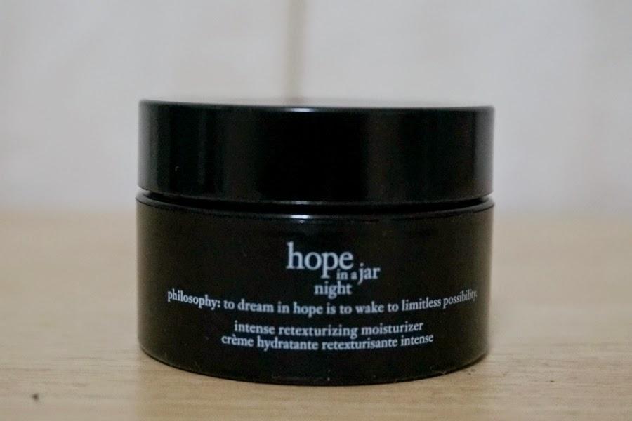 Hope In A Jar Night