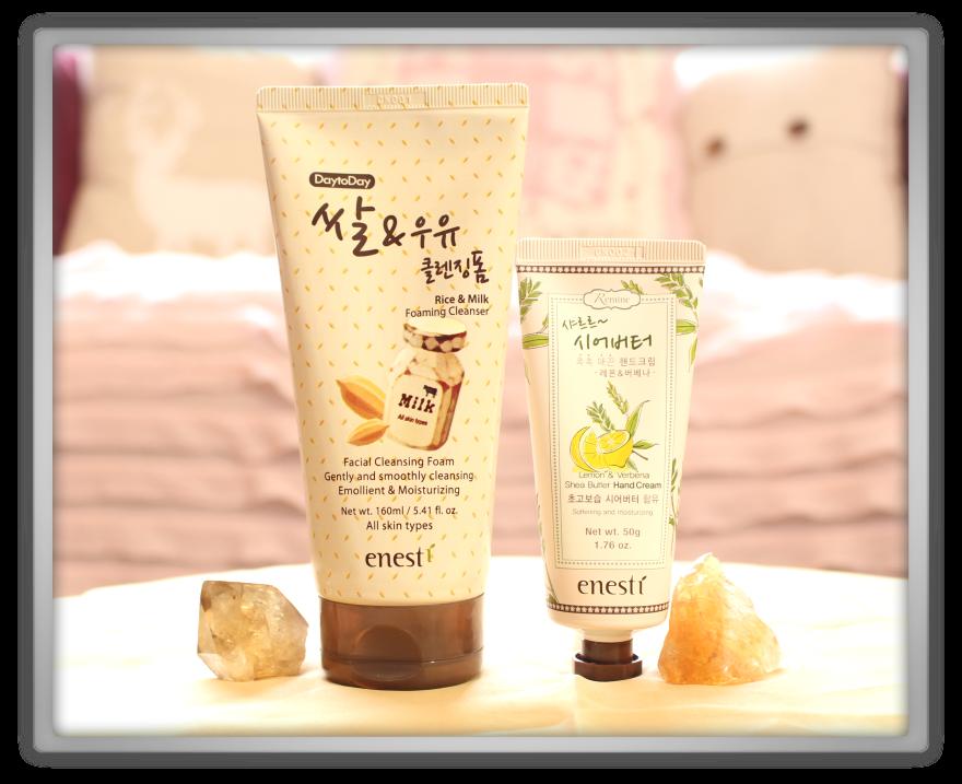 겟잇뷰티박스 by 미미박스 memebox beautybox Superbox #80 Pumpkin Pie Cosmetics unboxing review enesti hand cream lemon verbena rice milk foam day