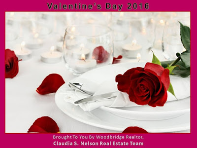 Valentine's Day Restaurants in Woodbridge VA