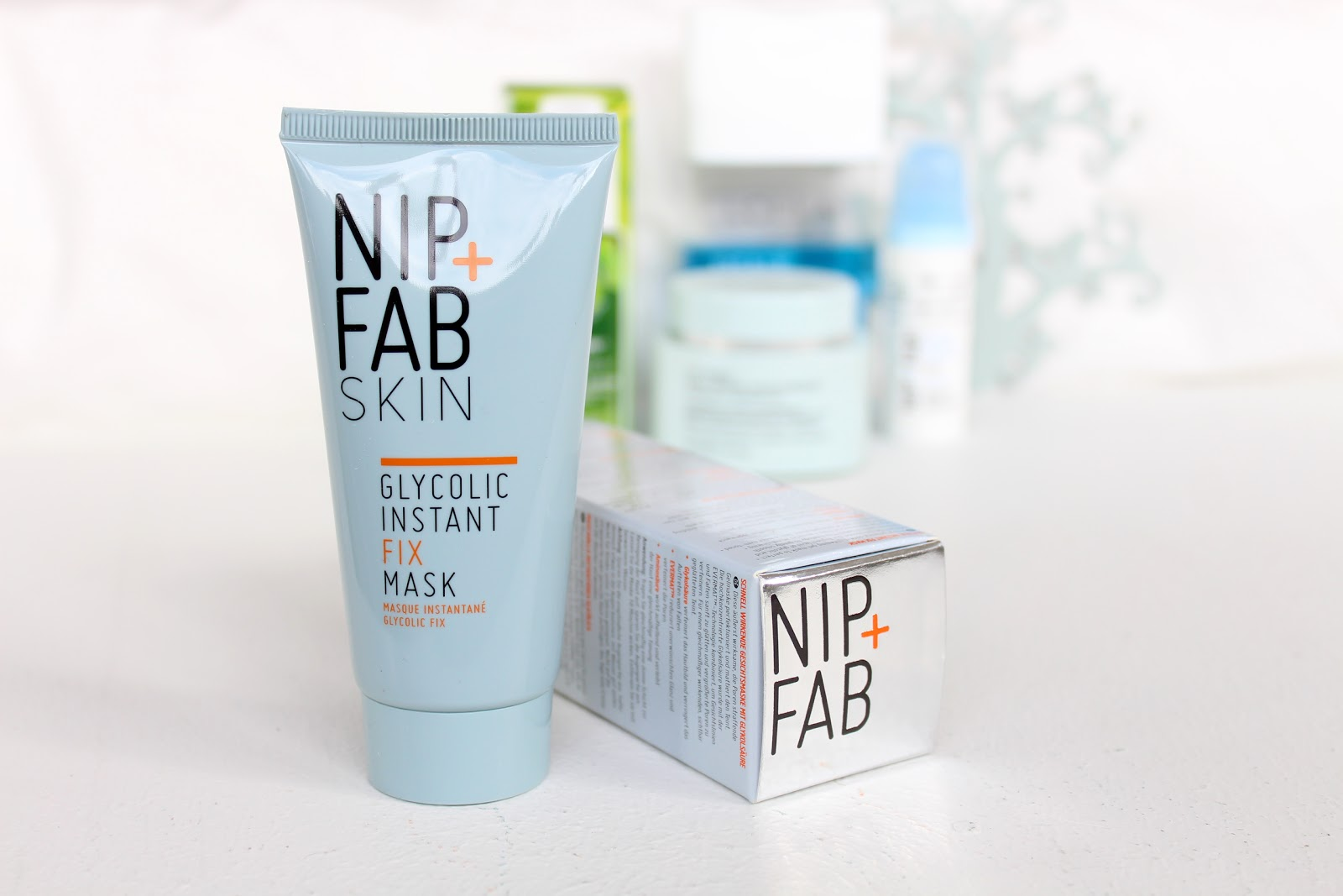 Nip + Fab Glycolic Instant Fix Mask Review
