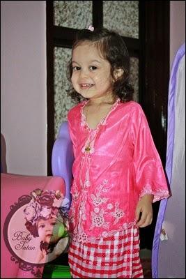 Kumpulan Foto Model Baju Kebaya Anak Kebaya Model Baru