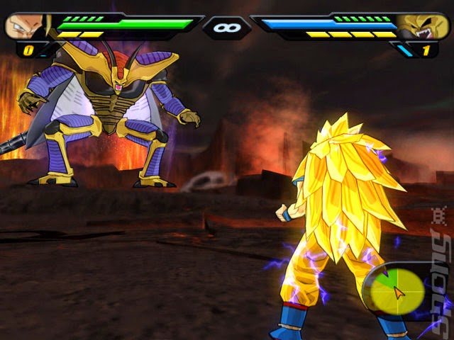 Dragon Ball Z - Budokai Tenkaichi 3 (E) ROM Free Download
