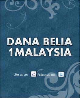 Dana Belia 1Malaysia