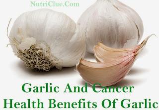 Health Benefits Of Garlic - Garlic And Cancer