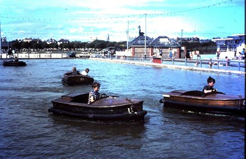 Boating Lake Southsea