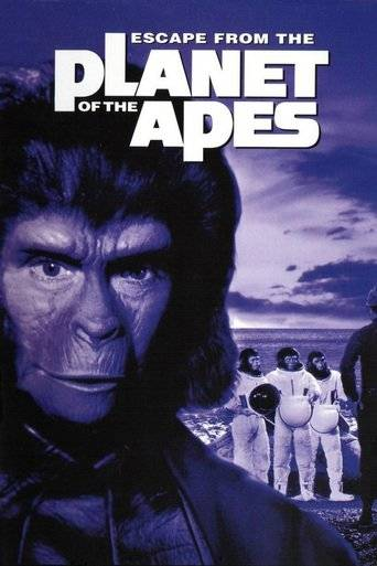 Escape from the Planet of the Apes (1971) tainies online oipeirates