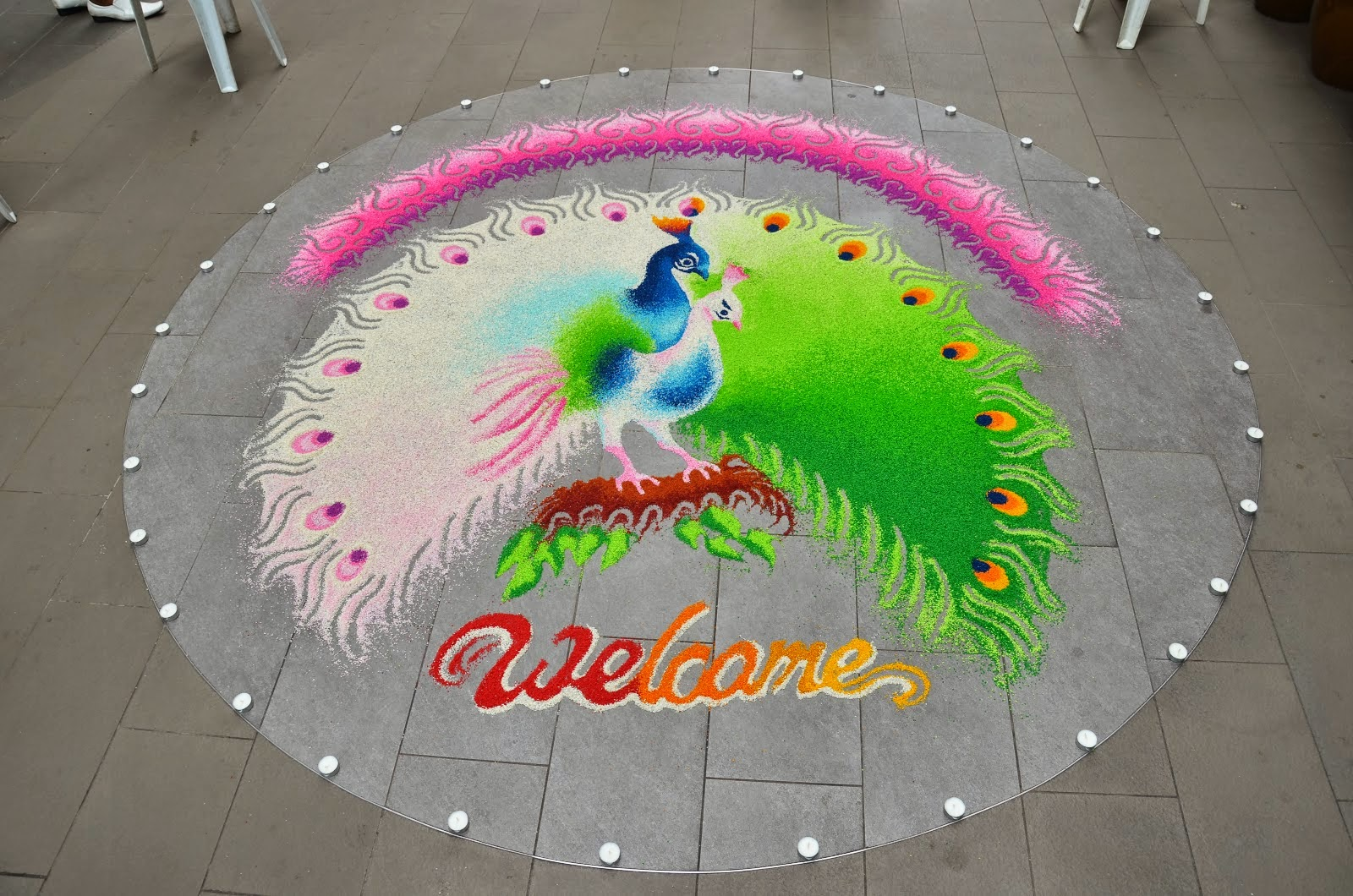 Happy diwali welcome peacock of dhel (Wallpaper groups)