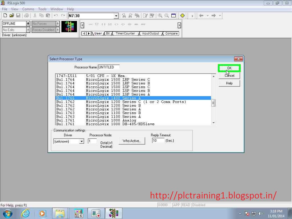 Ladder logic Instructions in Allen Bradley PLC | PLC TRAINING
