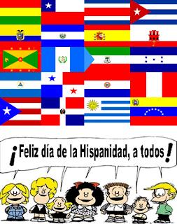 mafalda dia de la hispanidad