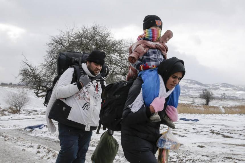 Ο καθημερινός Γολγοθάς των προσφύγων