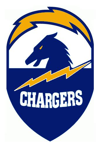 The Sports Fiddler San Diego Chargers Concept Helmets Logo