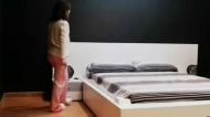 Το κρεβάτι που ... στρώνεται μόνο του! Βίντεο