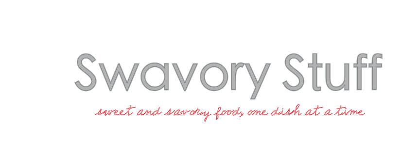 Swavory Stuff