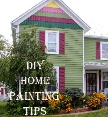 Home Painting Ideas for DIY Enthusiasts