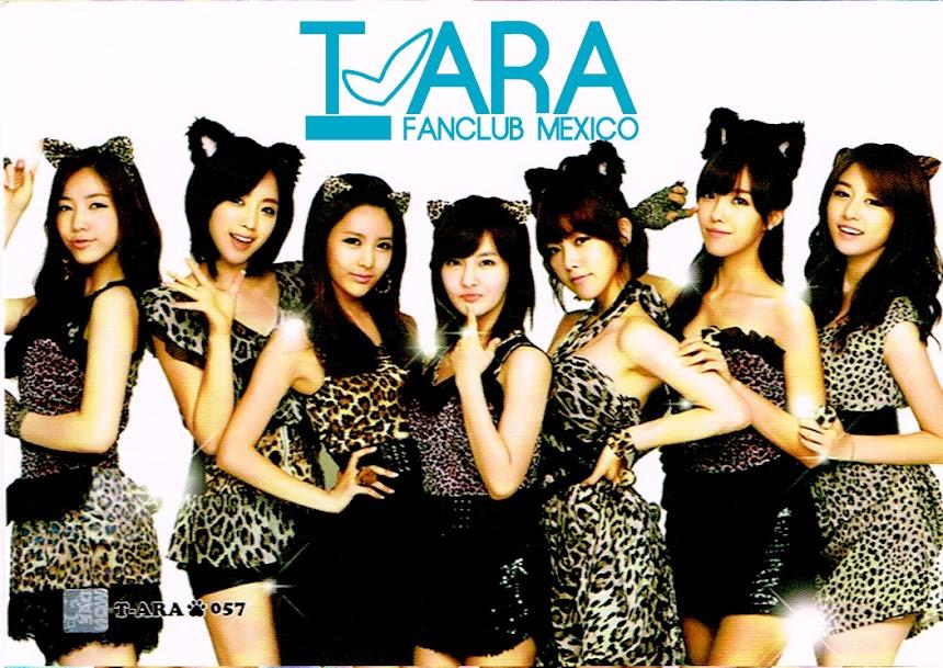 T-ARA FANCLUB MEXICO