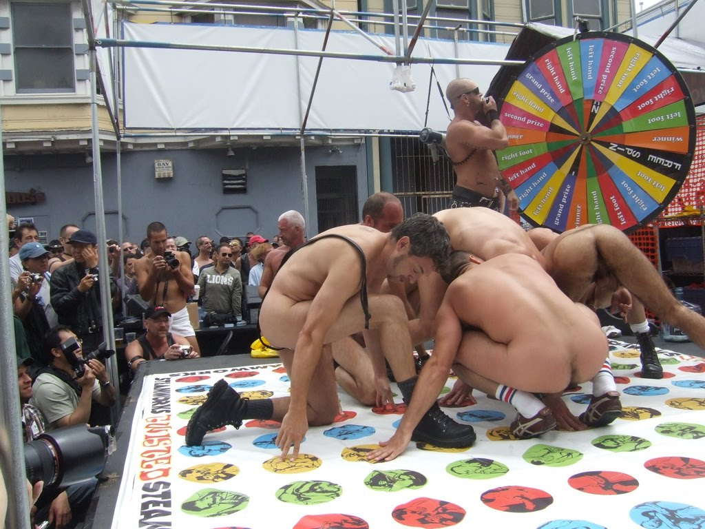Nude Twister. Have you played Twister nude? Email ThisBlogThis!