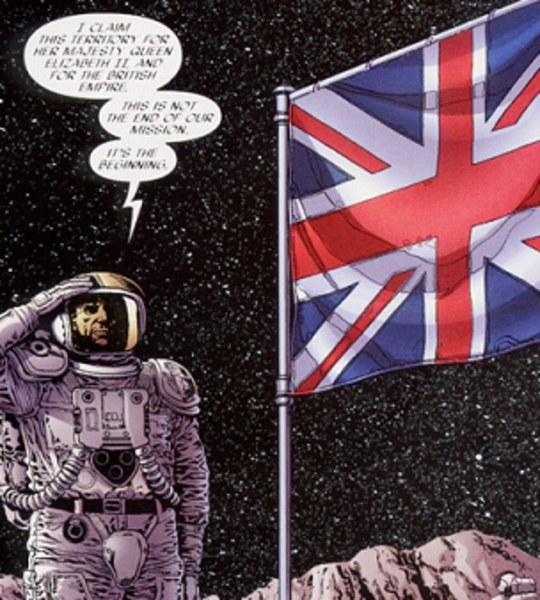 Review: Ministry of Space