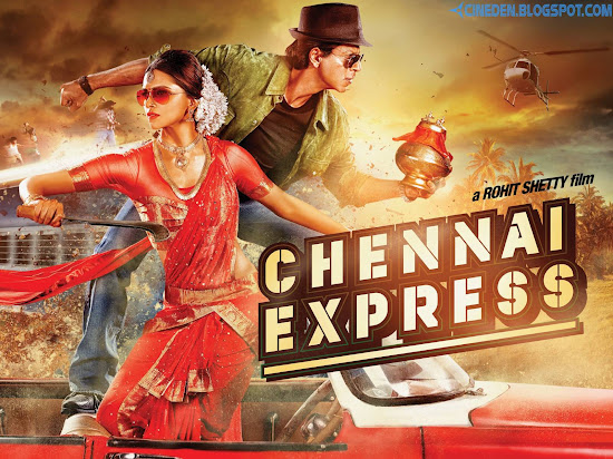 Chennai Express (2013) - Hindi Movie Trailer Review