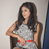 Ruby Parihar Photos in Short Dress at Premalo ABC Movie Audio Launch Function 49