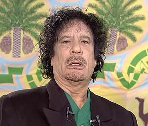 How The Hell You Spell Moamar Gaddafi's Name