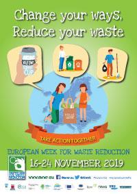 Semana europeia de redução de residuos