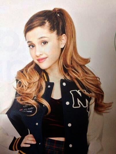Ariana Grande covers InRock Japan Magazine