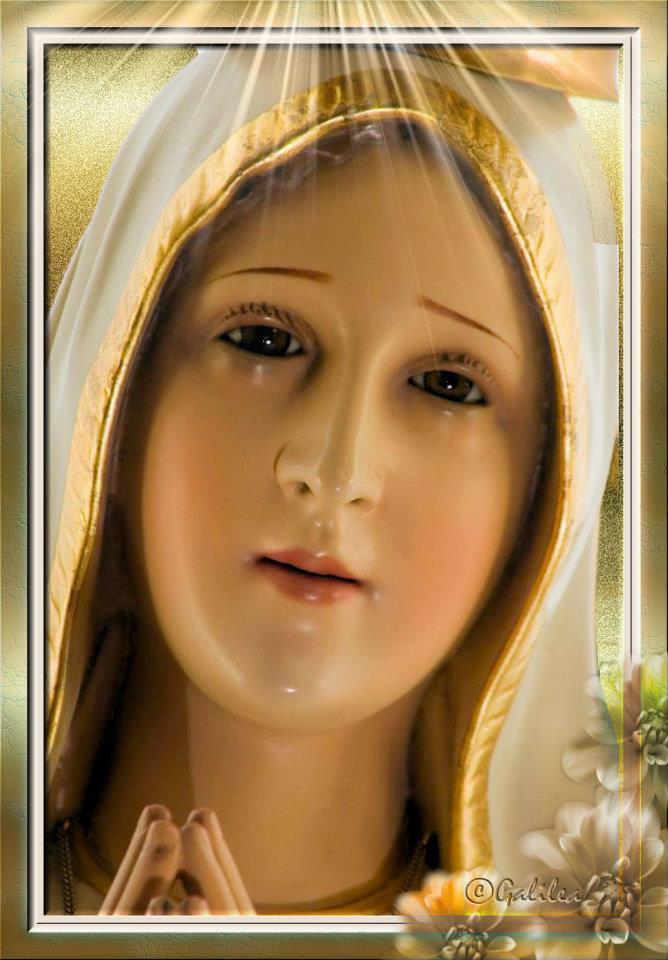 Imgenes religiosas de Galilea Imgenes Virgen de Fatima