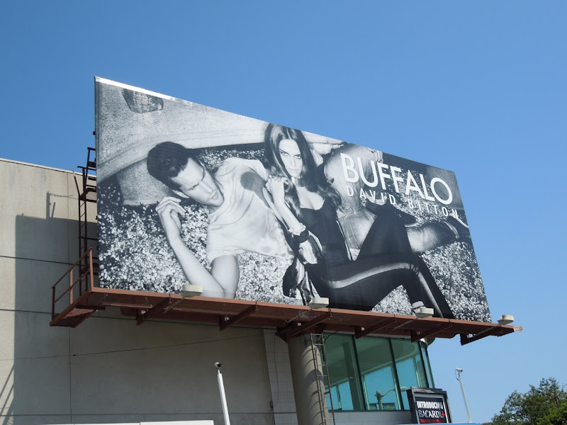 Buffalo David Bitton FW 2012 billboard