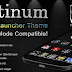 Next Launcher Theme Platinum v1.4 Apk