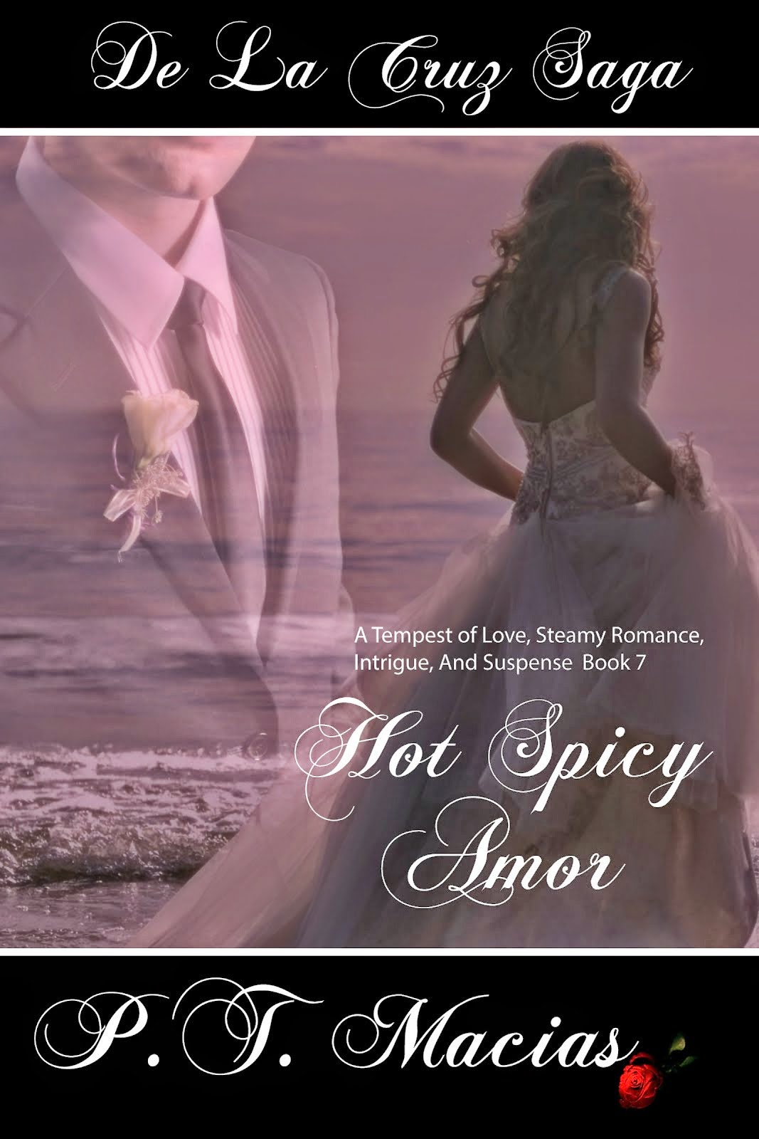 Hot Spicy Amor, De La Cruz Saga Book 7