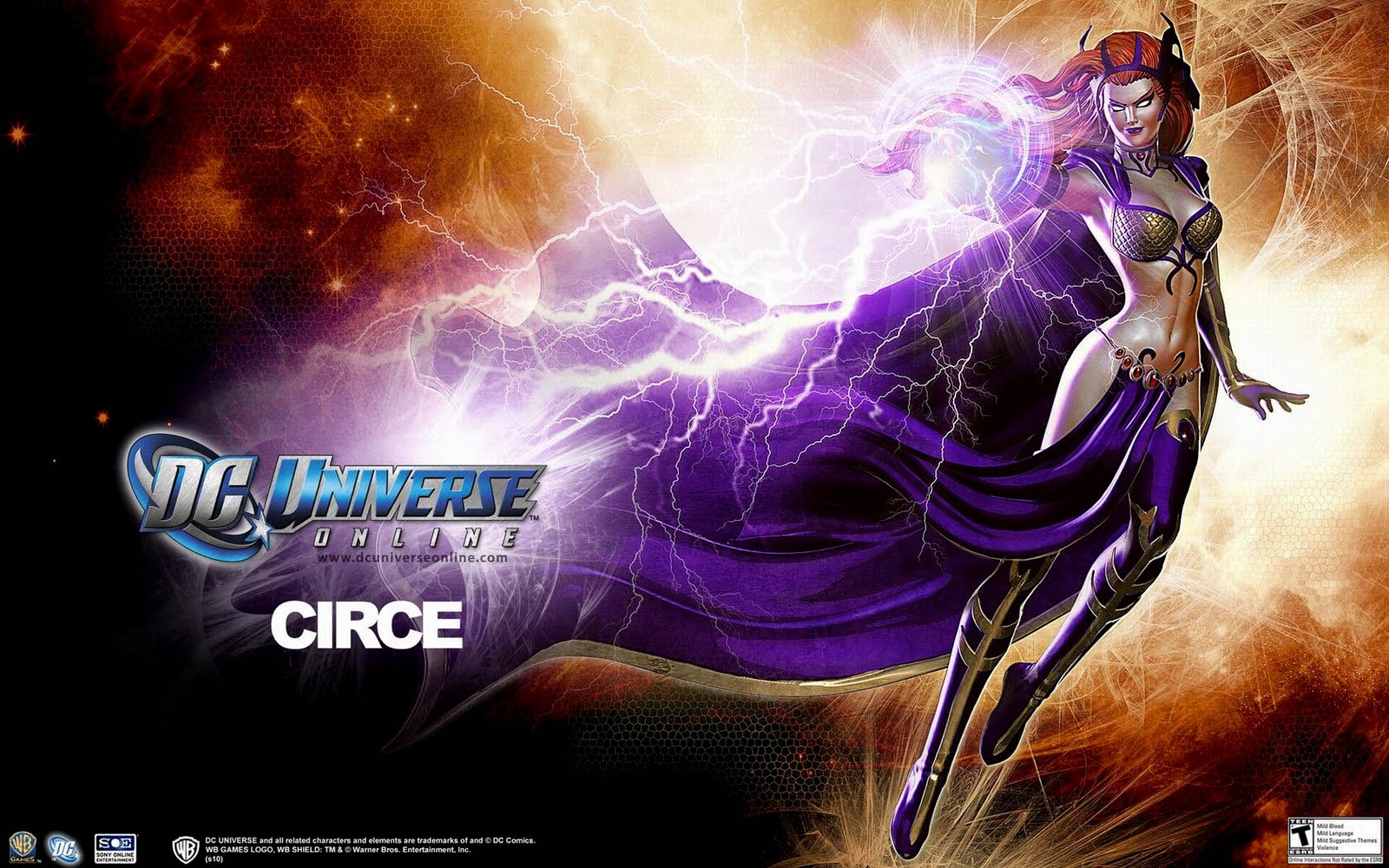 Dc Universe HD & Widescreen Wallpaper 0.465404977376878