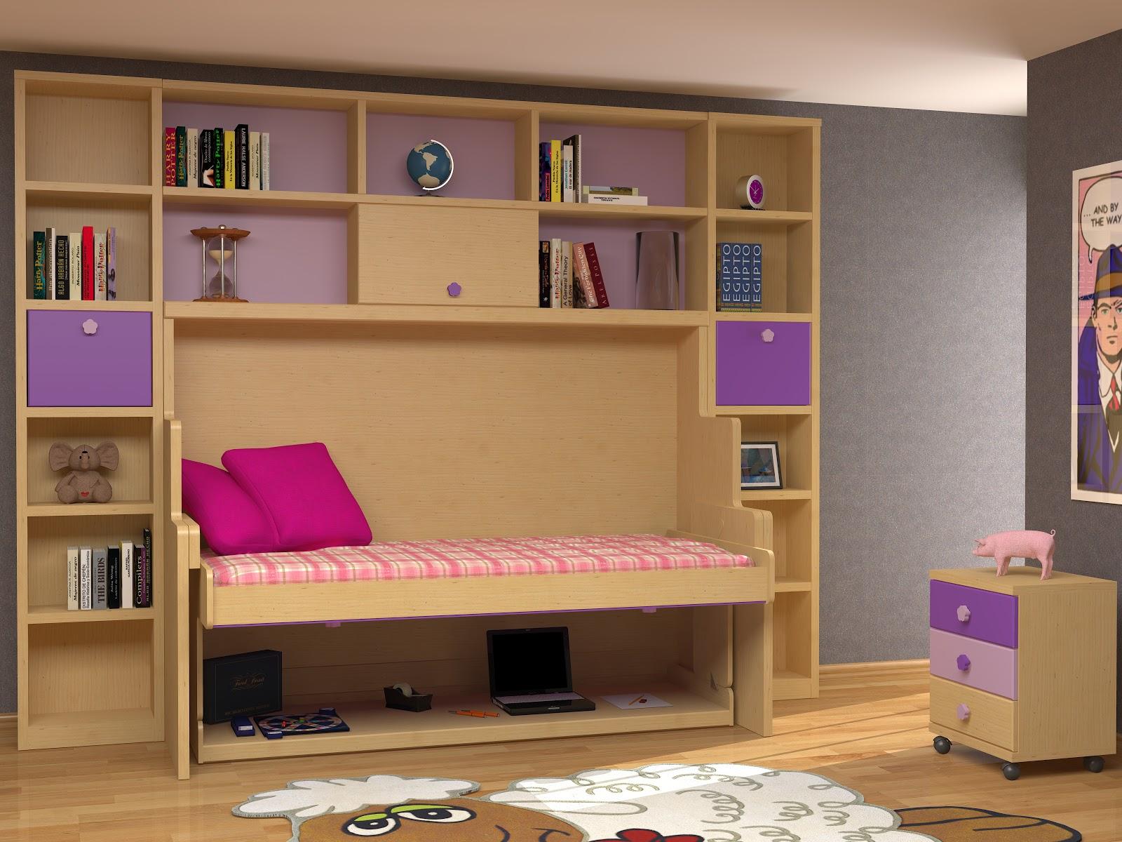 Muebles juveniles dormitorios infantiles y habitaciones for Literas juveniles economicas