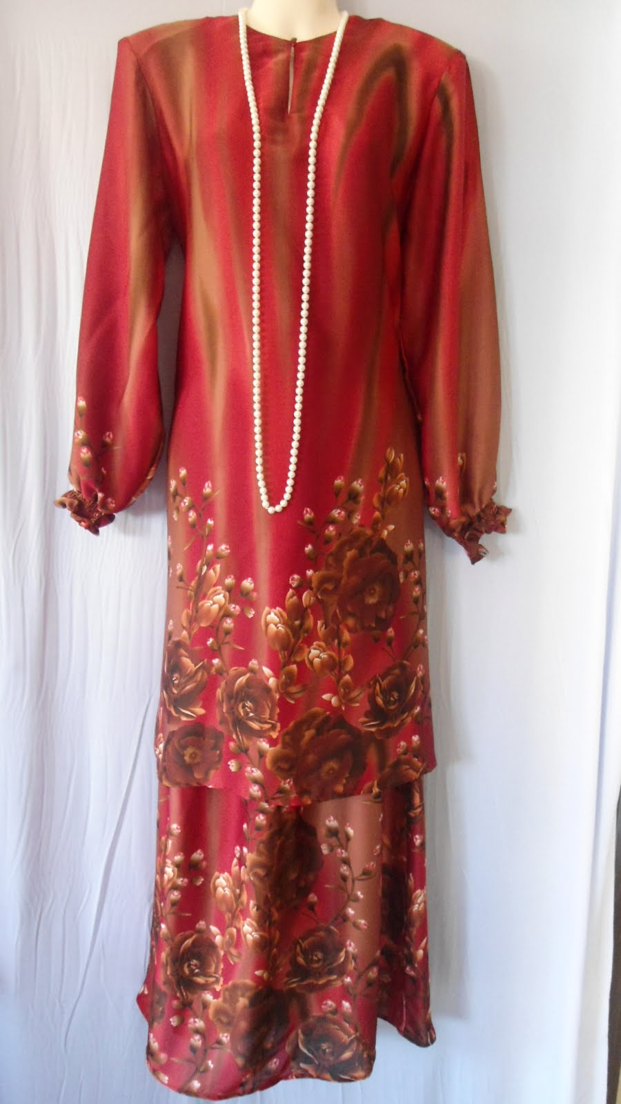 Zeekin Collection Baju Kurung Moden