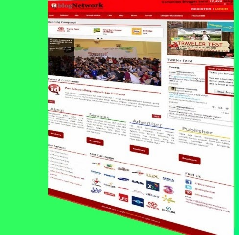 IdBlogNetwork PPC Indonesia Terpercaya