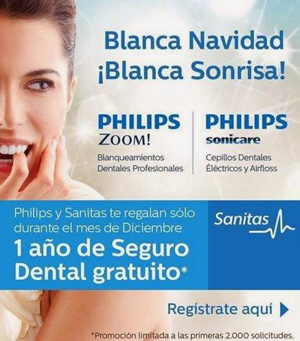 Seguro dental Sanitas